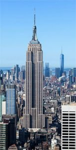 Empire State Building retrofitted with insulatling glass